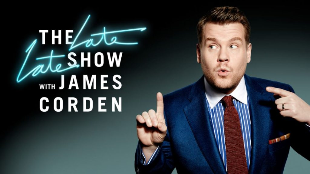Kelly Weeks - The Late Late Show with James Corden